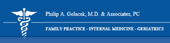 Philip A. Gelacek, M.D. & Associates, PC - Family Practice, Internal Medicine, Geriatrics