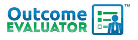 Outcome Evaluator logo and link